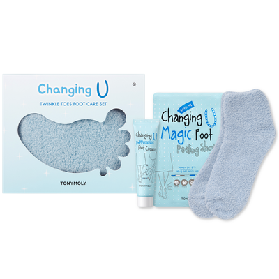 Changing U Twinkle Toes Foot Care Set