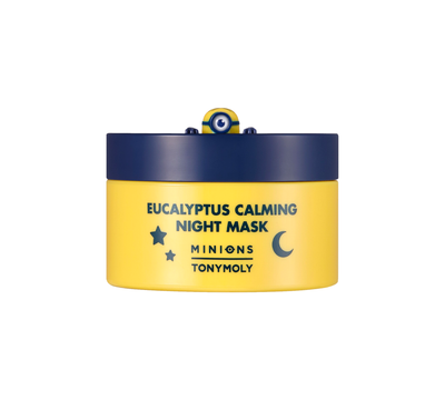 Minions Eucalyptus Calming Night Mask