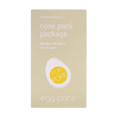 Egg Pore Nose Pack