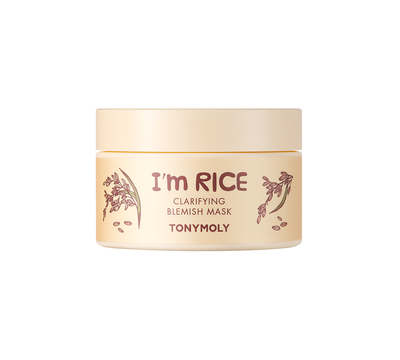 I'm Rice Clarifying Blemish Mask