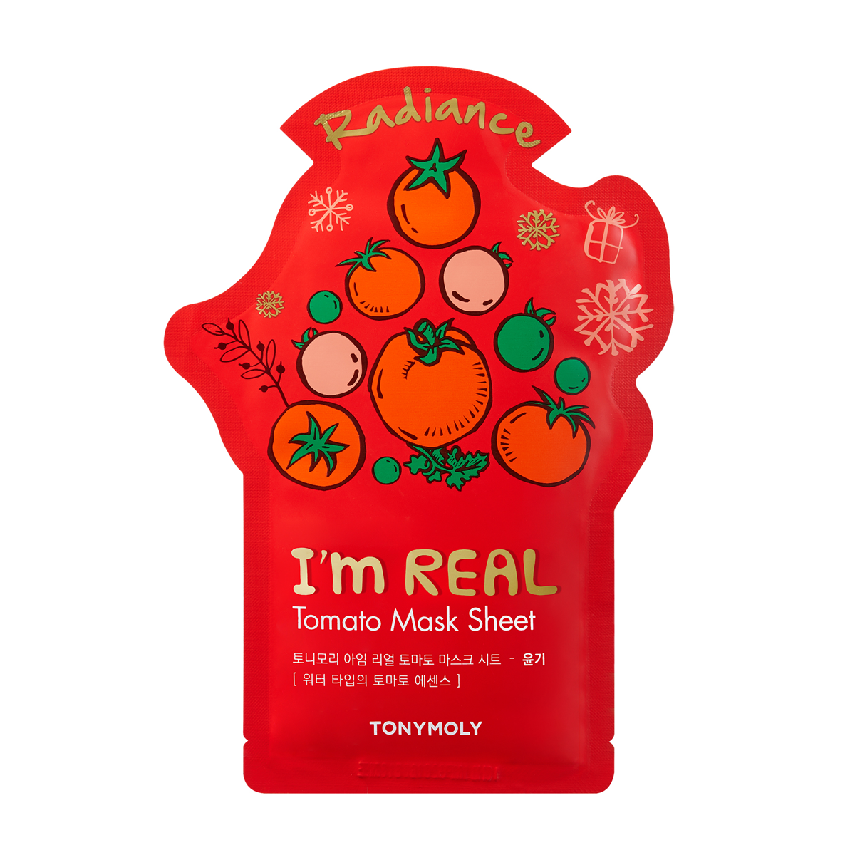 I'm Real Red Wine Sheet Mask by TONYMOLY #22