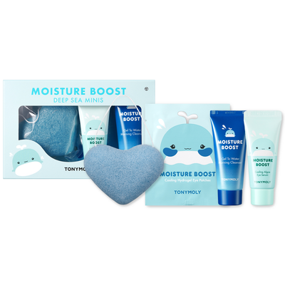 Moisture Boost Deep Sea Minis