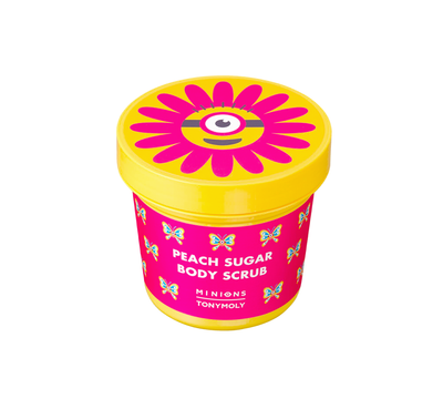Minions Peach Sugar Body Scrub