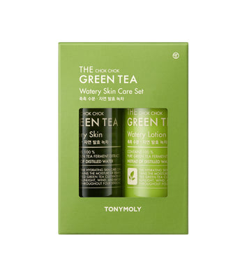 The Chok Chok Green Tea Skincare Duo Set