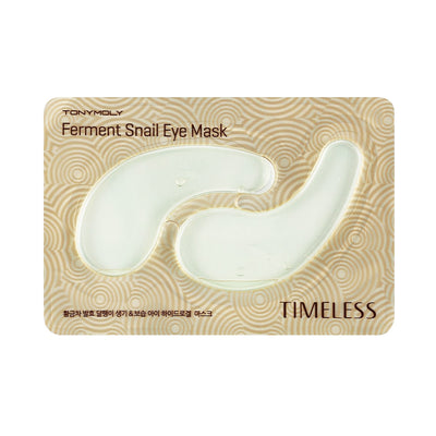 Timeless Ferment Snail Eye Mask (Set of 2)