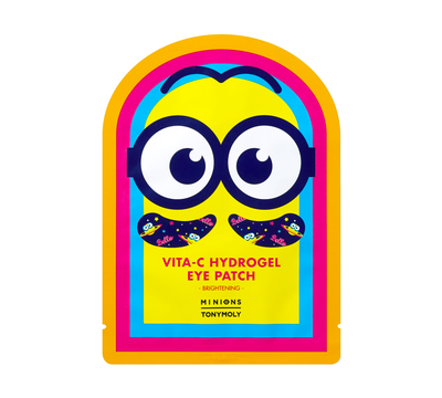 Minions Vita-C Hydrogel Eye Patch (Set of 2)