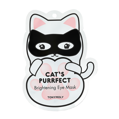 Cat's Purrfect Brightening Eye Mask (Set of 2)