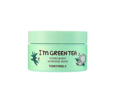 I'm Green Tea Hydro-Burst Morning Mask