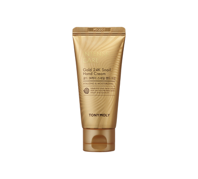 Intense Care Gold 24k Snail Hand Cream