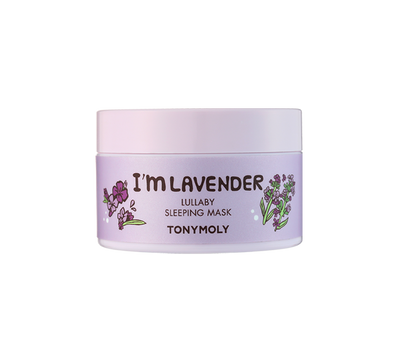 I'm Lavender Lullaby Sleeping Mask