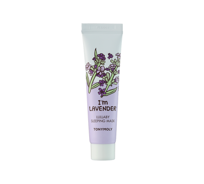 Lavender Lullaby Sleeping Mask