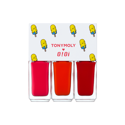 TONYMOLY x O!Oi LIPTONE Get It Tint Mini Trio