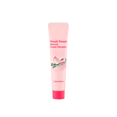 Mini Peach Punch Sweet Foam Cleanser