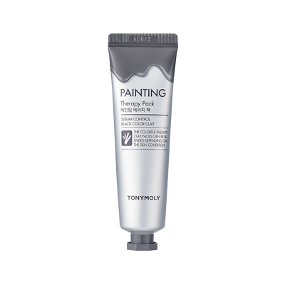 Painting Therapy Travel Mini - Black Sebum
