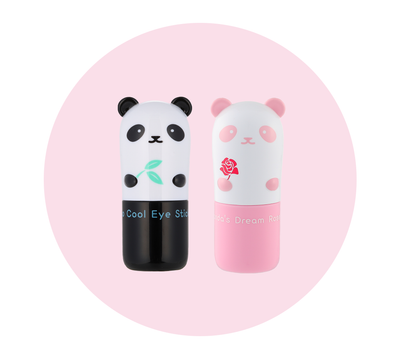 Panda Besties Set
