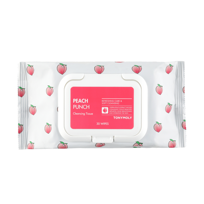 Peach Punch Cleansing Tissue
