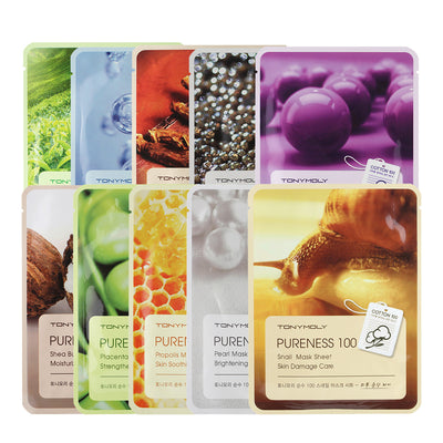 Pureness 100 10-Pack Full Set