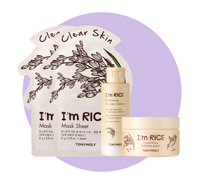 3 Step Clarifying Skin Set