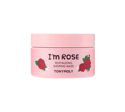 I'm Rose Revitalizing Sleeping Mask