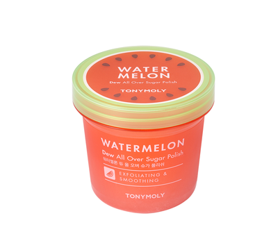 Watermelon Dew Sugar Polish