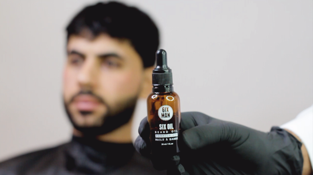 USING BEARD OIL THE RIGHT WAY