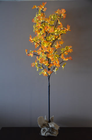 Lighted Maple Tree - IDEC Sense