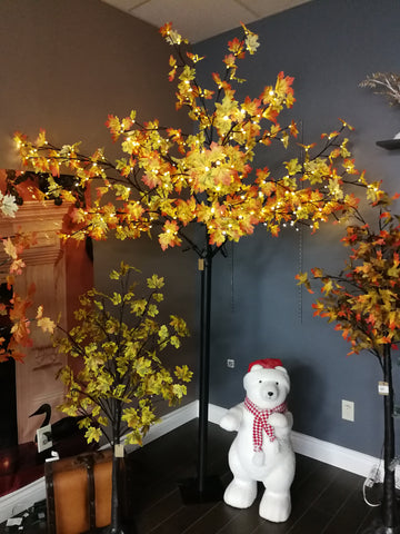 Lighted maple tree  BIG - IDEC Sense