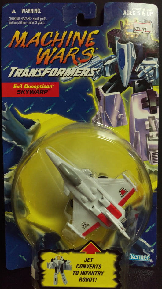 TRANSFORMERS MACHINE WARS SKYWARP