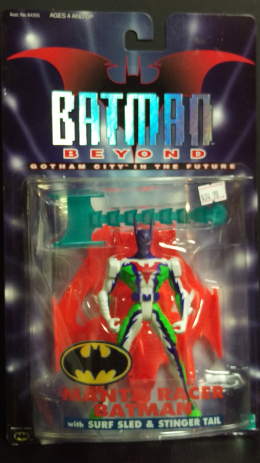 BATMAN BEYOND MANTA RACER BATMAN