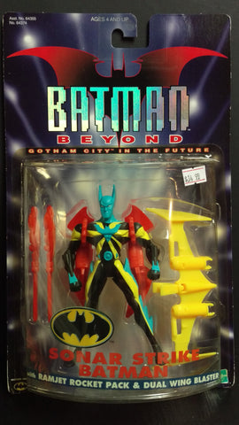 BATMAN BEYOND SONAR STRIKE BATMAN