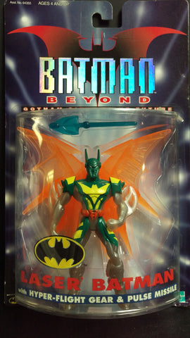 BATMAN BEYOND LASER BATMAN
