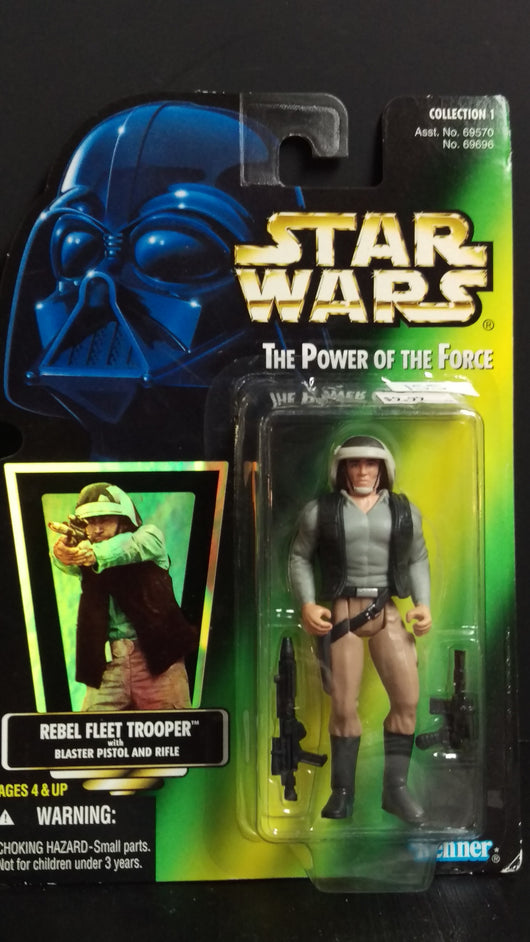 STAR WARS REBEL FLEET TROOPER
