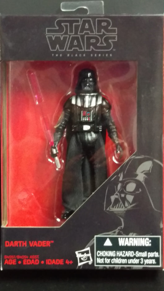 STAR WARS DARTH VADER, BLACK SERIES 3