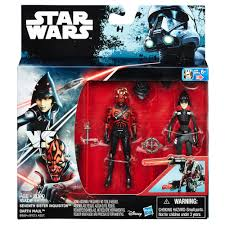 STAR WARS REBELS SEVENTH SISTER INQUISITOR DARTH MAUL