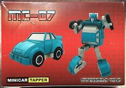TRANSFORMERS TAPPER