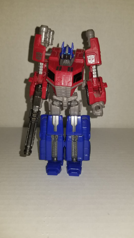 TRANSFORMERS WAR FOR CYBERTRON OPTIMUS PRIME