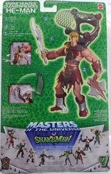 Masters of the Universe vs The Snakeman He-Man