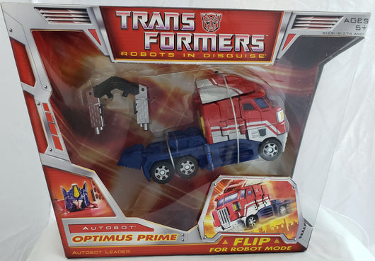 TRANSFORMERS RID CLASSIC VOYAGER OPTIMUS PRIME