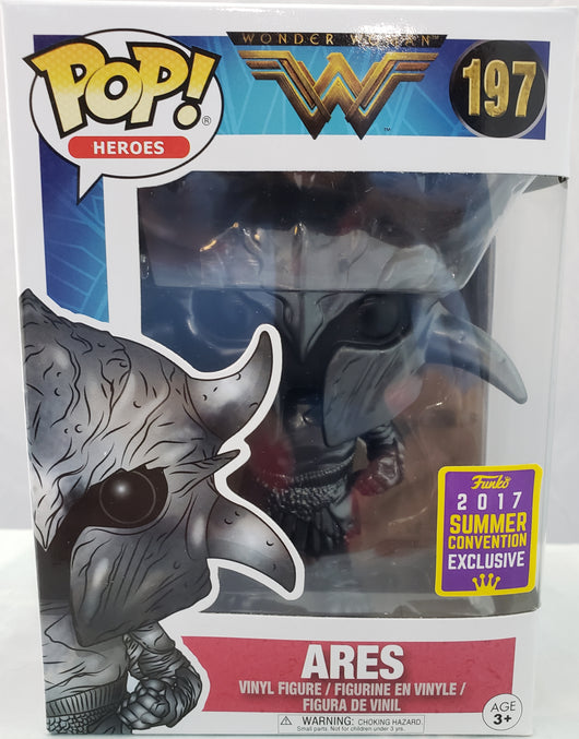 FUNKO POP ARES HEROES #197