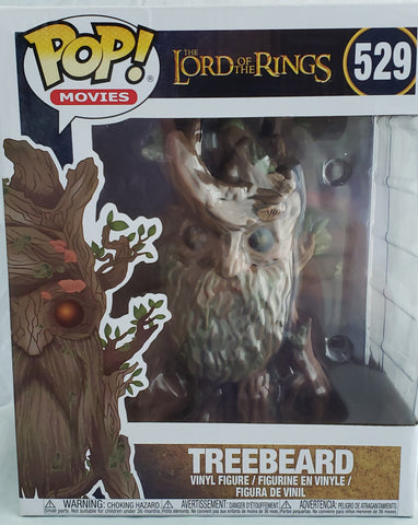 FUNKO POP THE LORD OF THE RINGS 6-INCH TREEBEARD #529