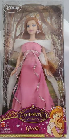 DISNEY PRINCESS GISELLE DOLL