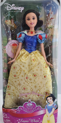 DISNEY PRINCESS SNOW WHITE DOLL