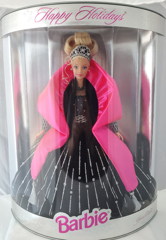 1998 HAPPY HOLIDAYS BARBIE