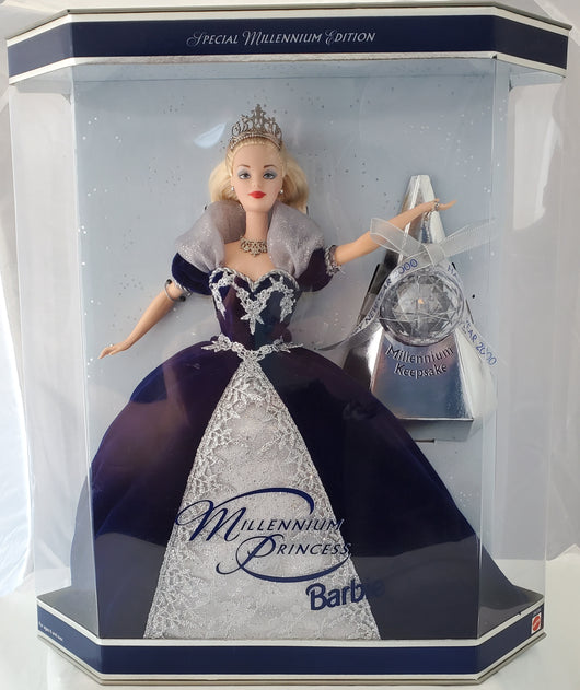1992 MILLENNIUM EDITION HOLIDAY BARBIE