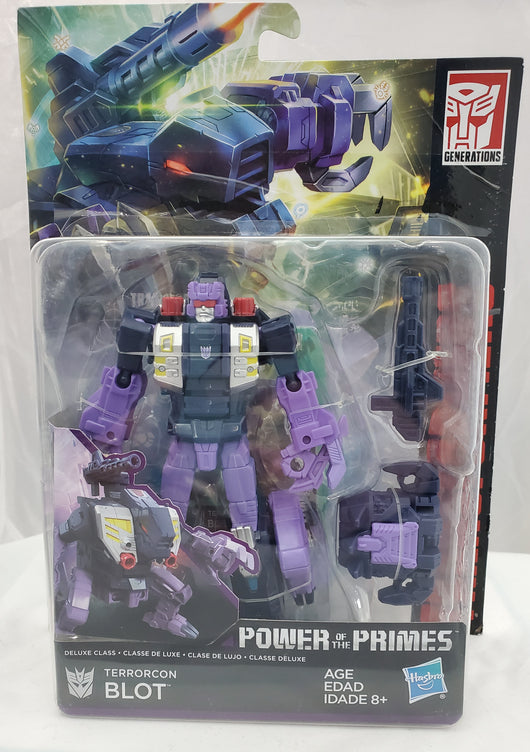 TRANSFORMERS POWER OF THE PRIMES BLOT
