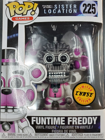 FUNKO POP FUNTIME FREDDY #225