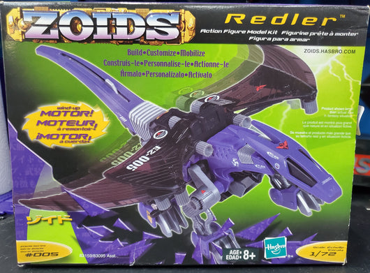 ZOIDS REDLER #005 MODEL KIT