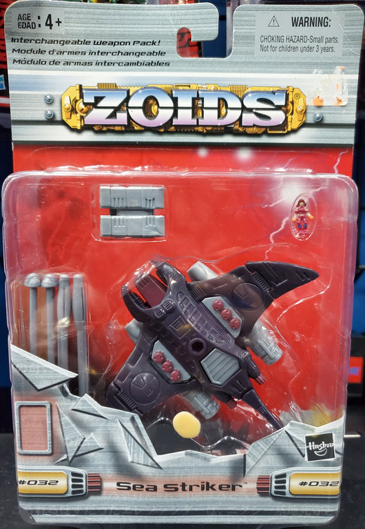 ZOIDS SEA STRIKER #032