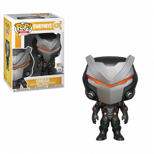 FUNKO POP FORTNITE OMEGA POP VINYL FIGURE #435