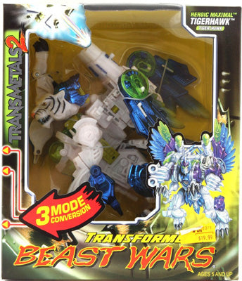 TRANSFORMERS BEAST WARS TIGERHAWK